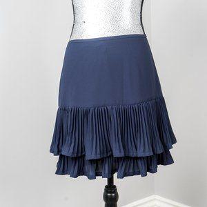 NWT BCBG Max Azria frill skirt - sz 12